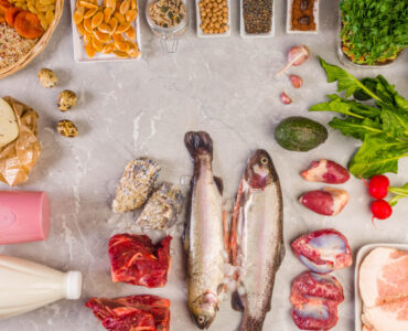 Sources Of Foods With Zinc Minerals